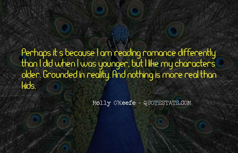 Molly O'Keefe Quotes #931017