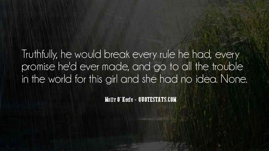 Molly O'Keefe Quotes #959892