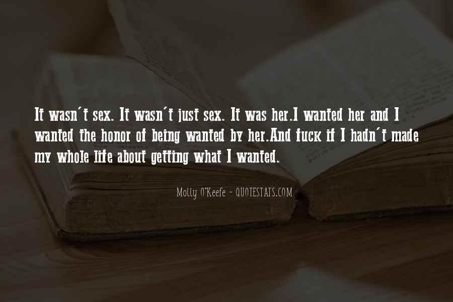Molly O'Keefe Quotes #967680