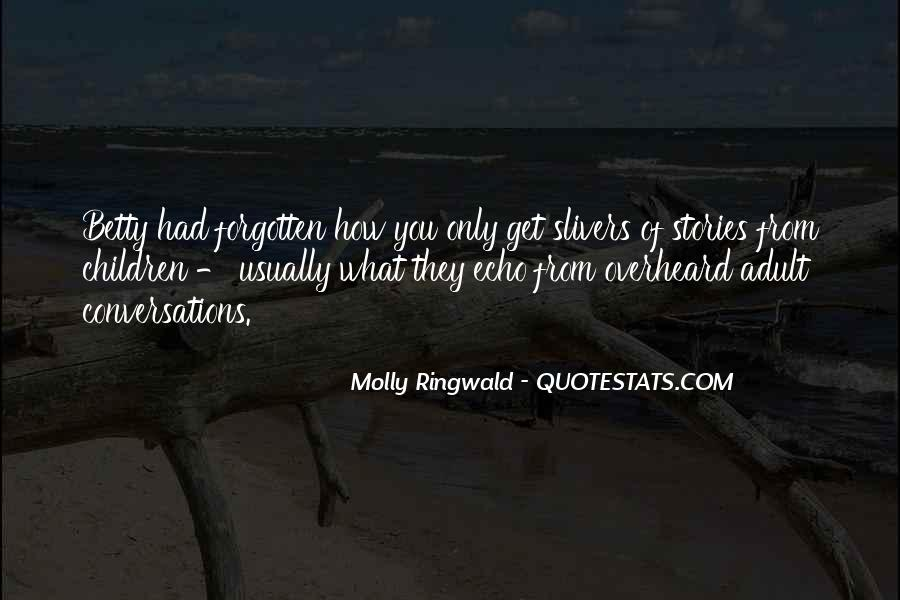 Molly Ringwald Quotes #101582