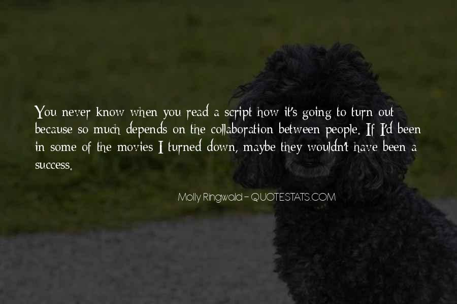 Molly Ringwald Quotes #1322498