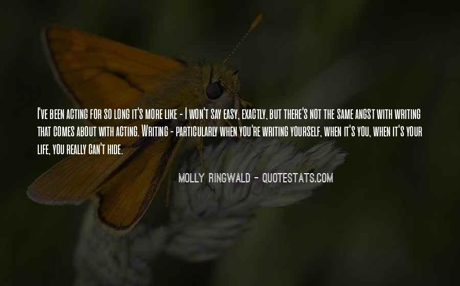 Molly Ringwald Quotes #1389152