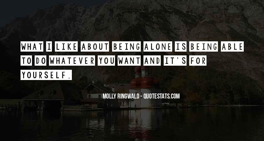 Molly Ringwald Quotes #1713810