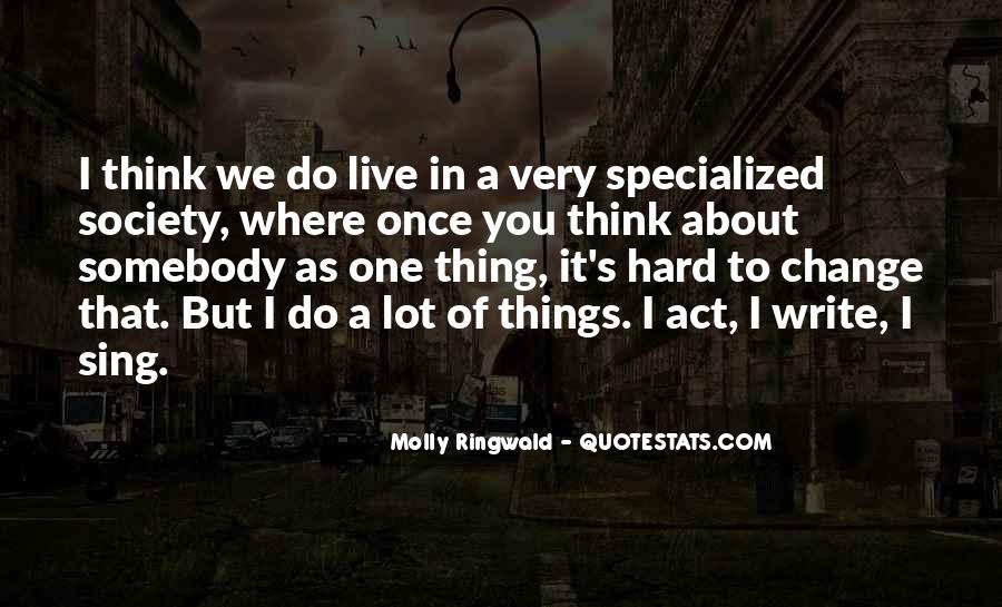 Molly Ringwald Quotes #1767008