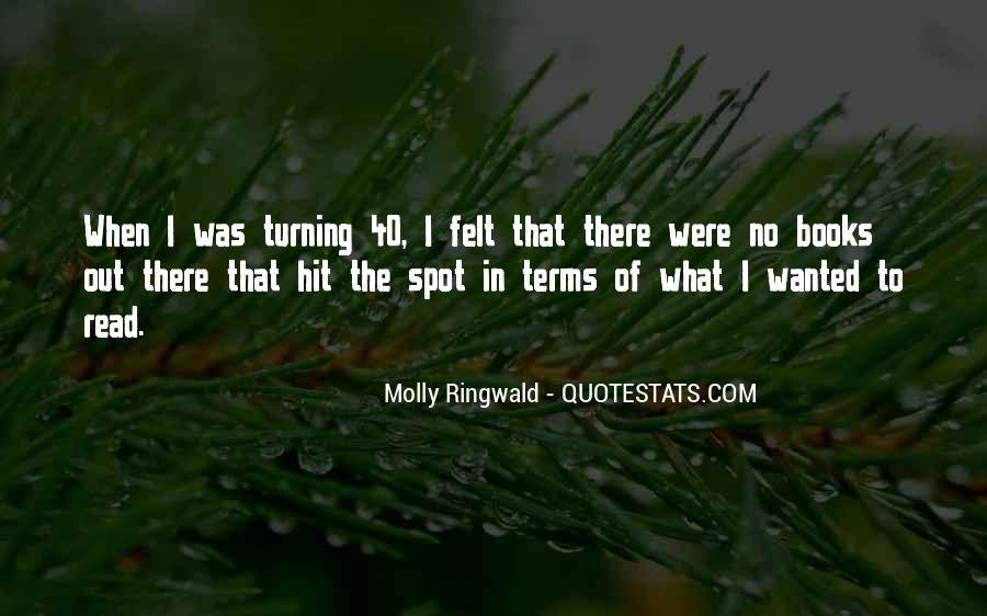 Molly Ringwald Quotes #200584