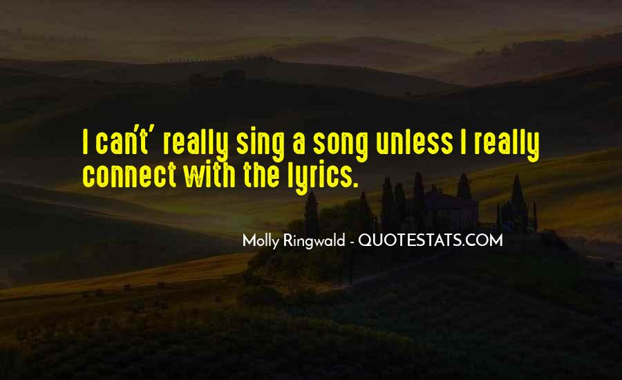 Molly Ringwald Quotes #342717