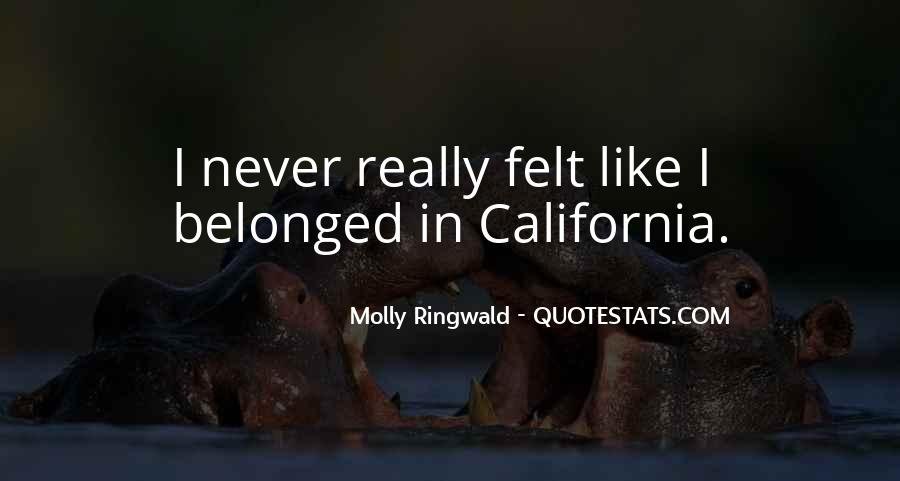 Molly Ringwald Quotes #6862