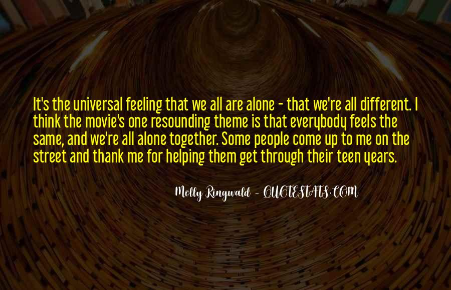Molly Ringwald Quotes #766847