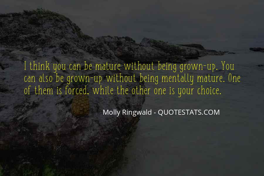 Molly Ringwald Quotes #809173