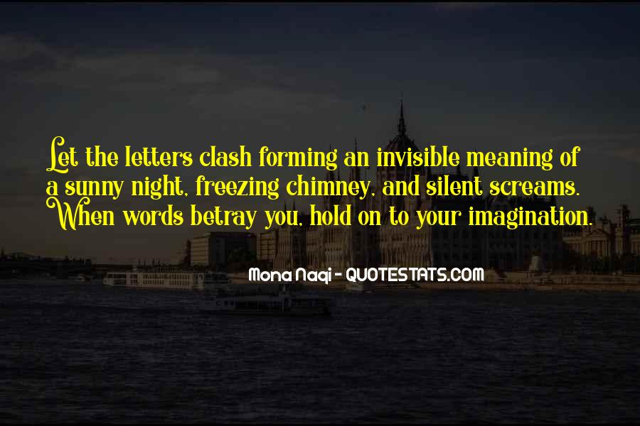 Mona Naqi Quotes #1291274