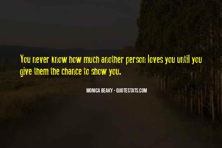 Monica Beaky Quotes #1816337
