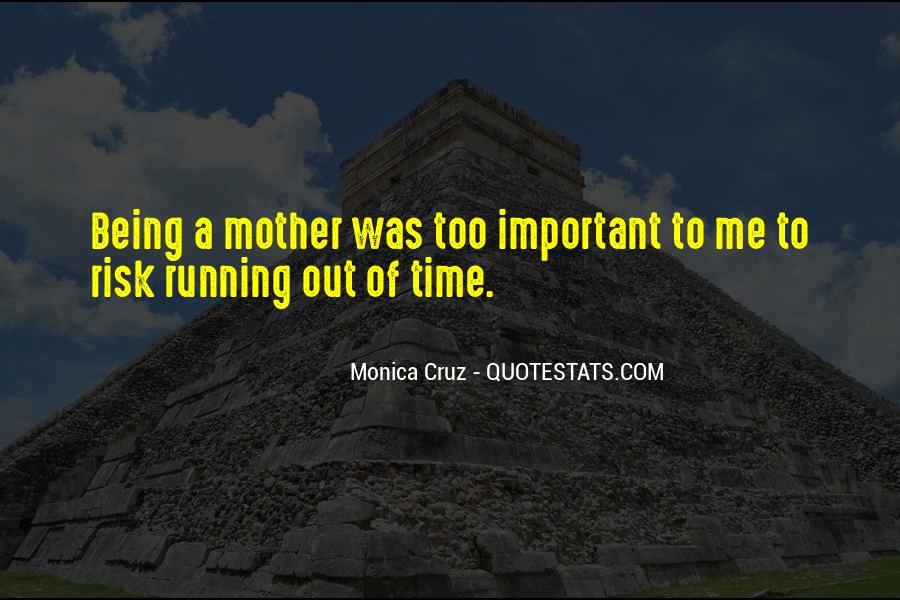 Monica Cruz Quotes #829290