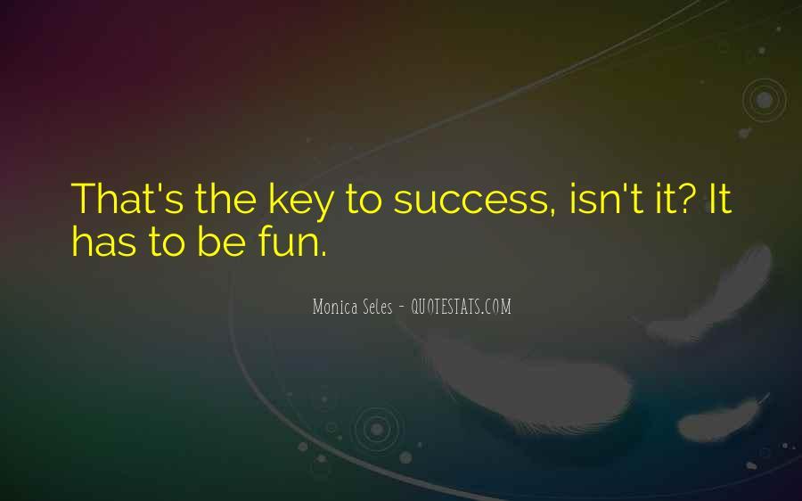 Monica Seles Quotes #1143773