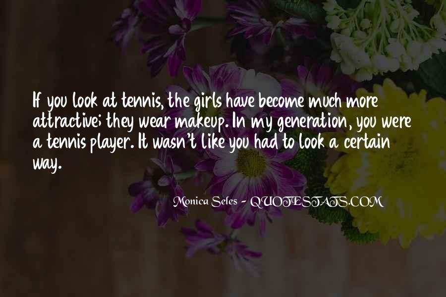 Monica Seles Quotes #120020