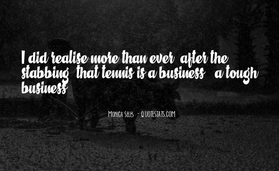 Monica Seles Quotes #145464