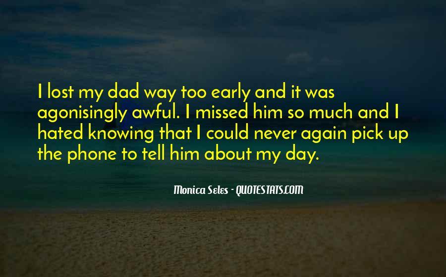 Monica Seles Quotes #1540787