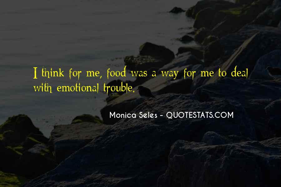 Monica Seles Quotes #1790235