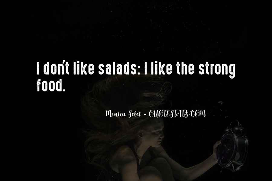 Monica Seles Quotes #343818