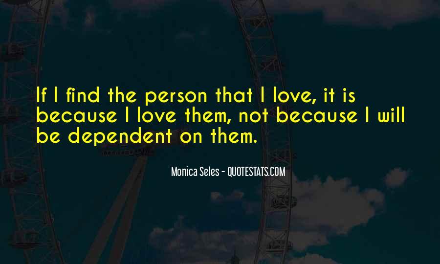Monica Seles Quotes #345199