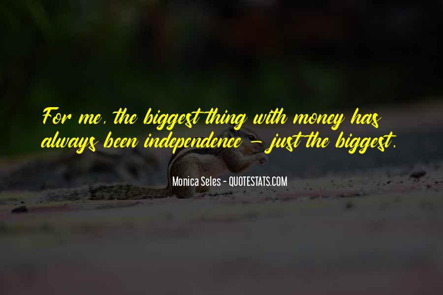 Monica Seles Quotes #531337