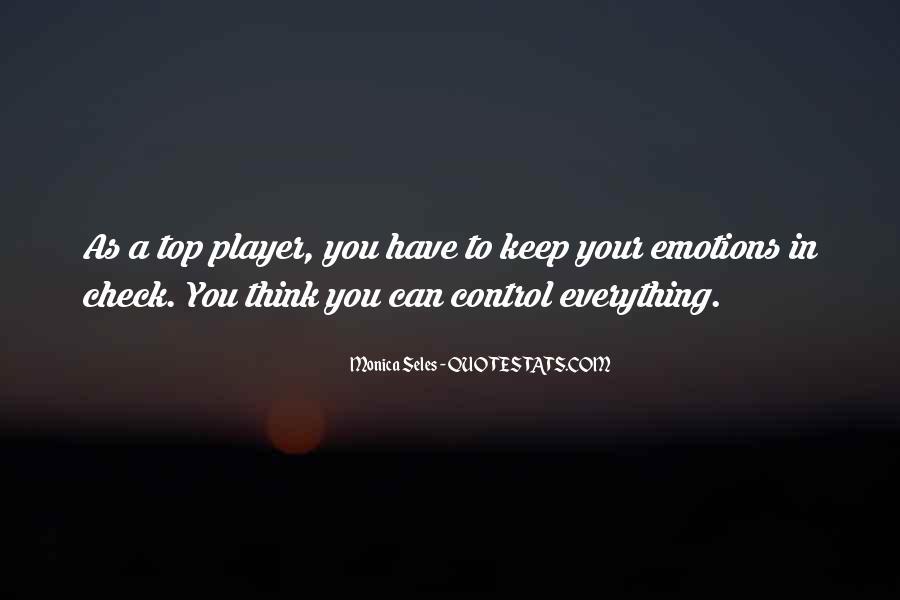 Monica Seles Quotes #55394