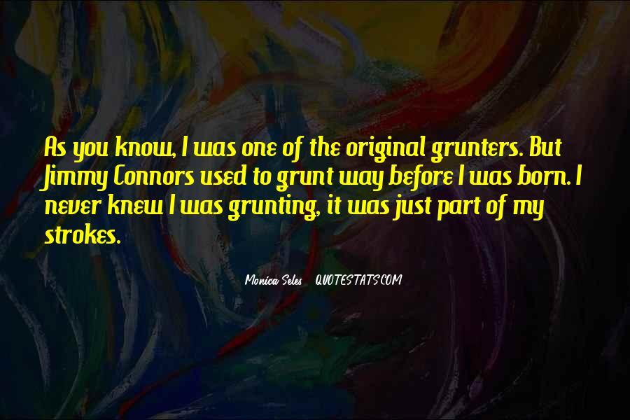 Monica Seles Quotes #917975