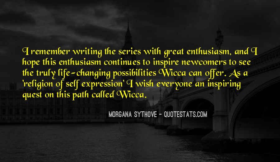 Morgana Sythove Quotes #377872