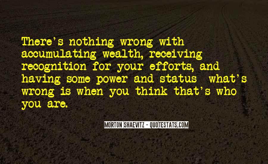 Morton Shaevitz Quotes #1742203