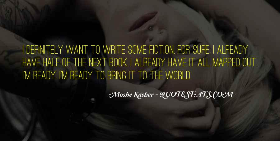 Moshe Kasher Quotes #1763585