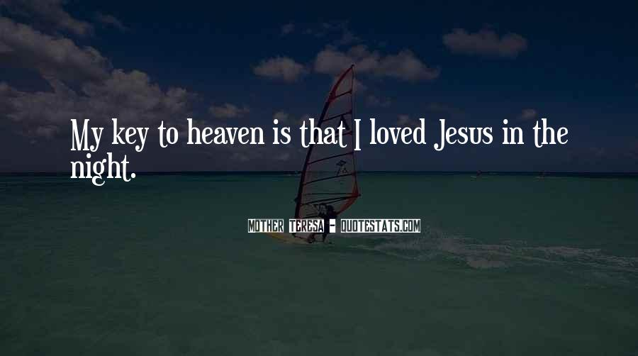 Mother Teresa Quotes #1043671