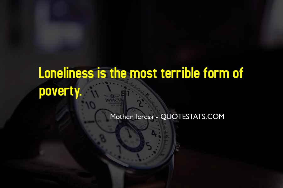 Mother Teresa Quotes #1069278