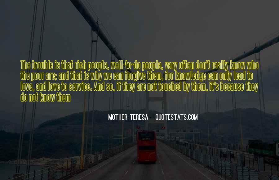 Mother Teresa Quotes #1266420