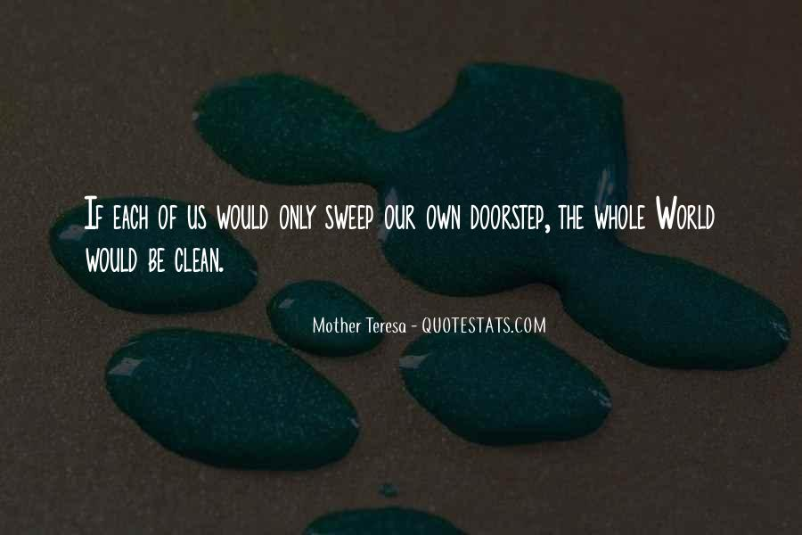 Mother Teresa Quotes #1360159
