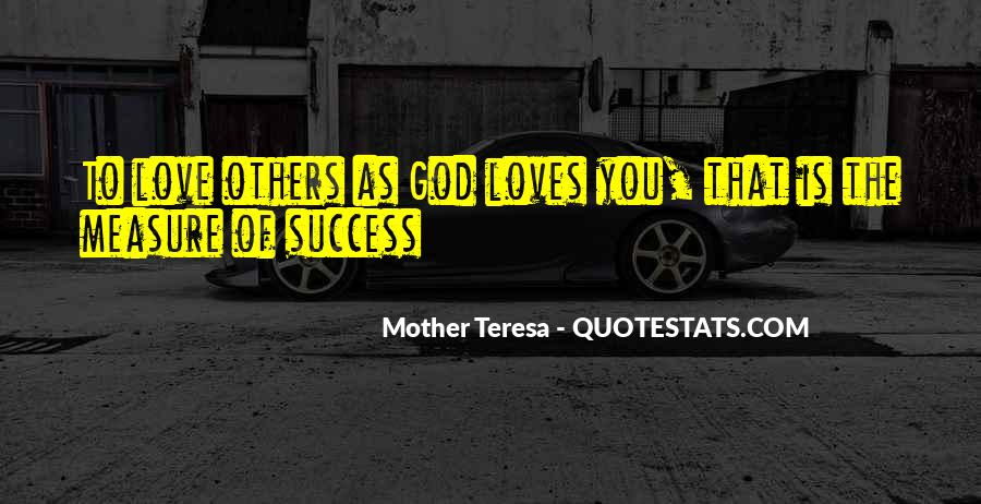 Mother Teresa Quotes #1400028