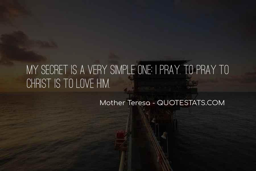 Mother Teresa Quotes #1486191