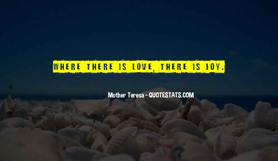 Mother Teresa Quotes #1531206