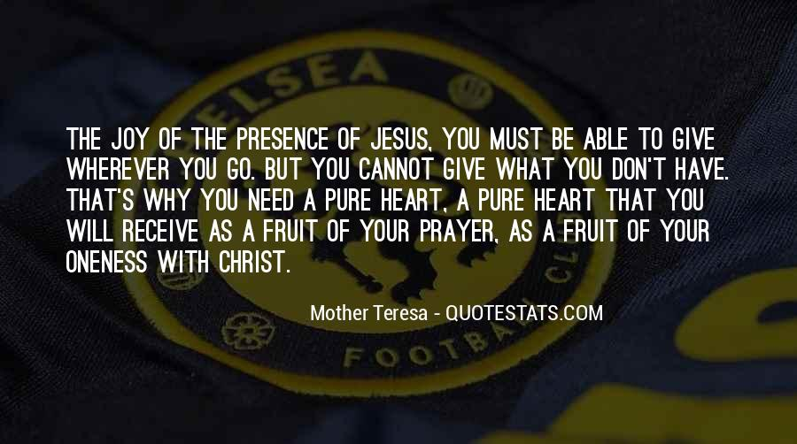 Mother Teresa Quotes #173473