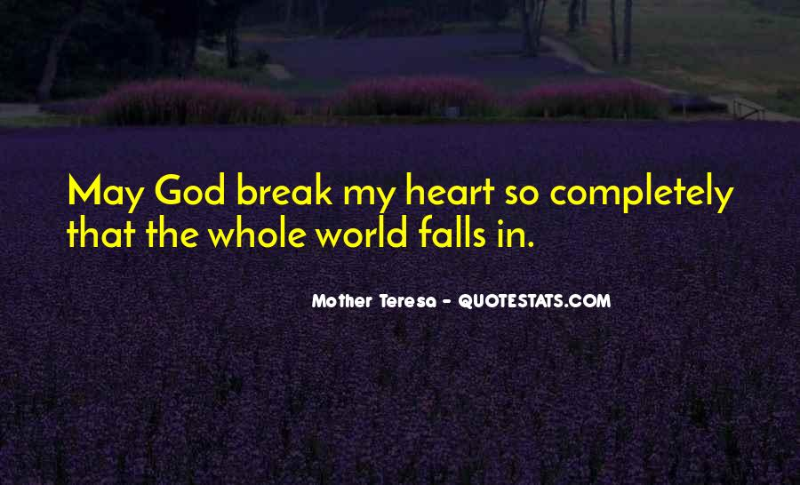 Mother Teresa Quotes #1780318