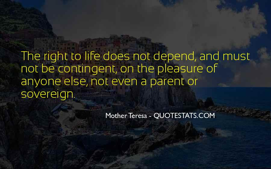 Mother Teresa Quotes #1807432