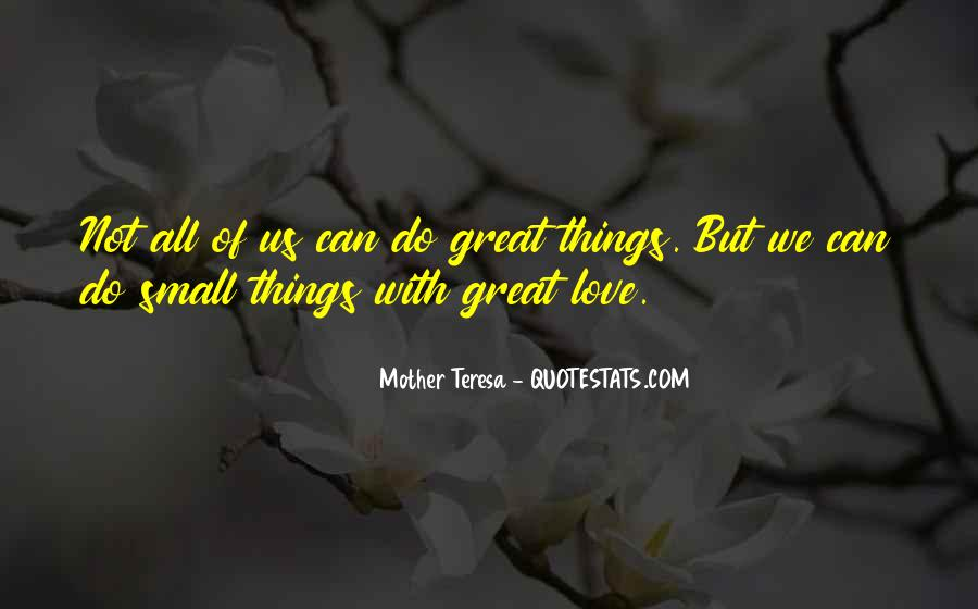 Mother Teresa Quotes #233702