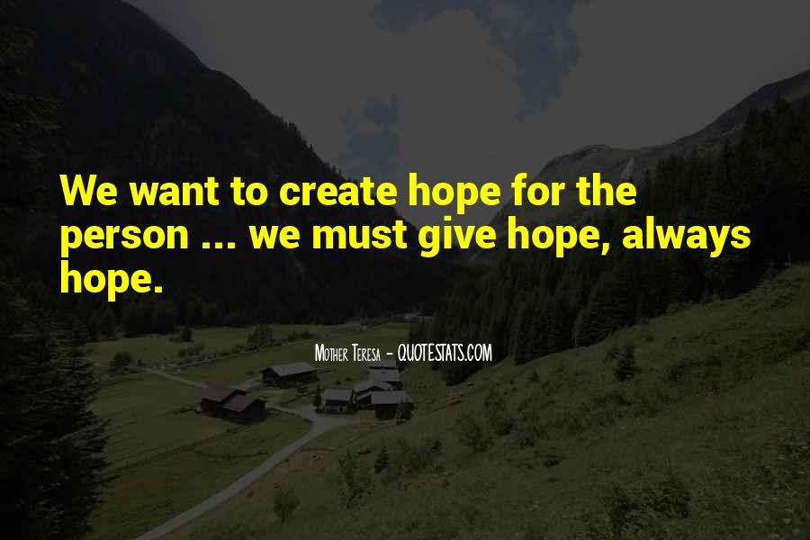 Mother Teresa Quotes #252504