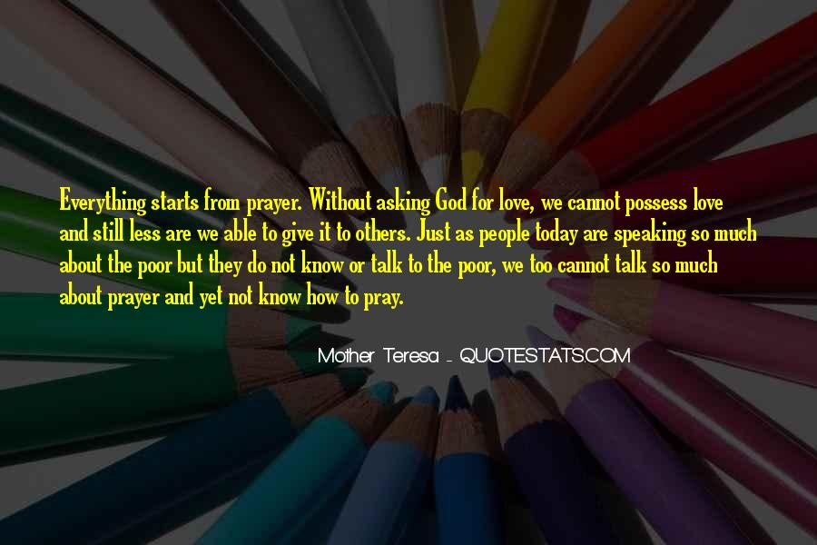 Mother Teresa Quotes #321310