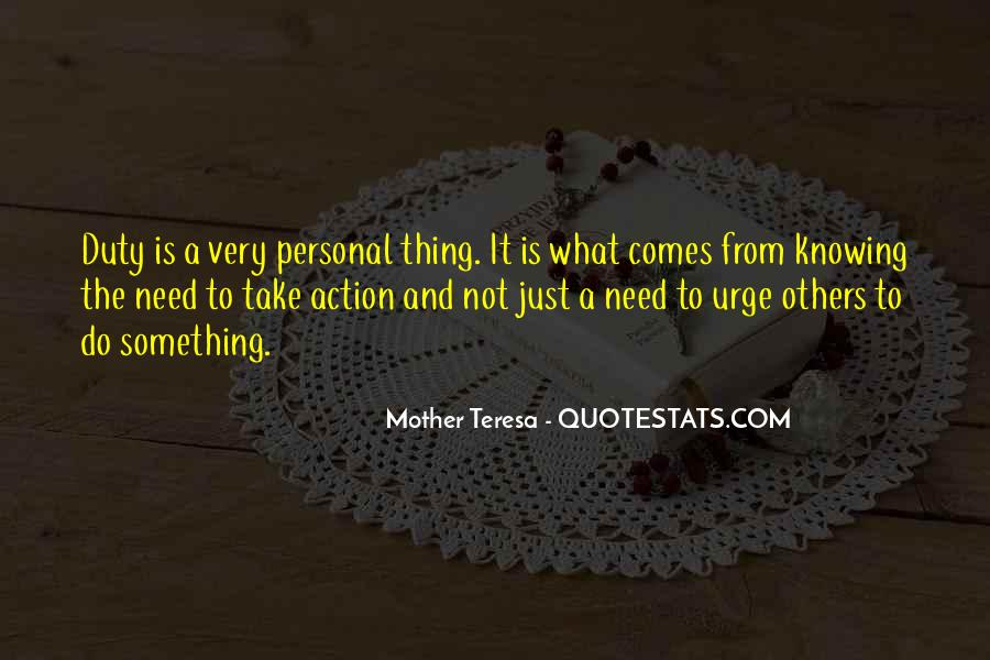 Mother Teresa Quotes #379820