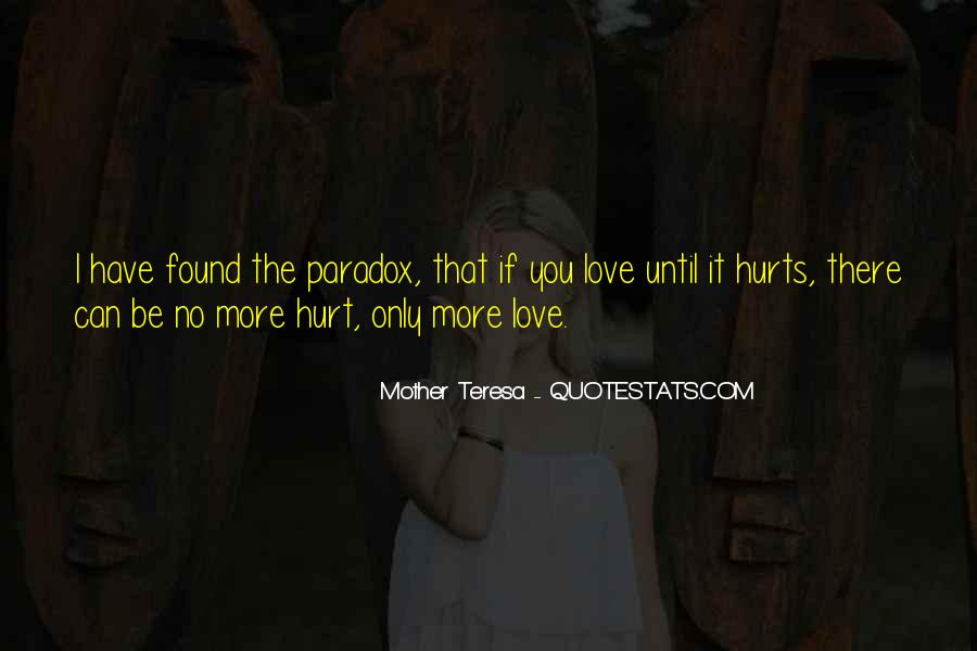 Mother Teresa Quotes #415796