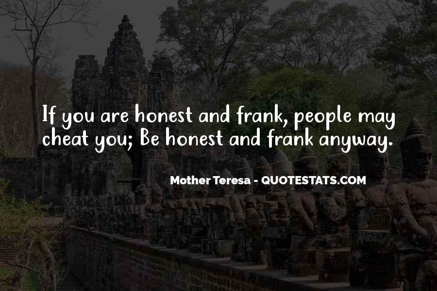 Mother Teresa Quotes #444351