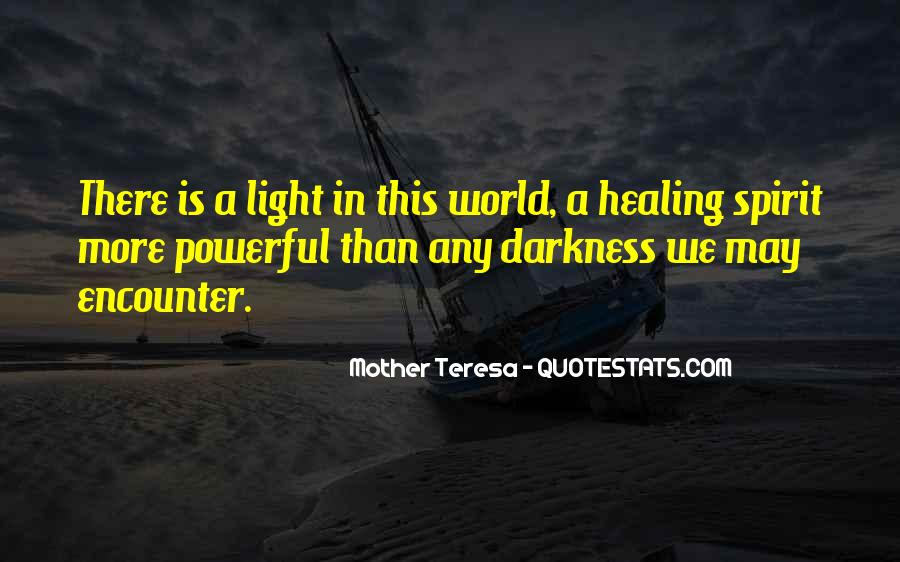 Mother Teresa Quotes #493646