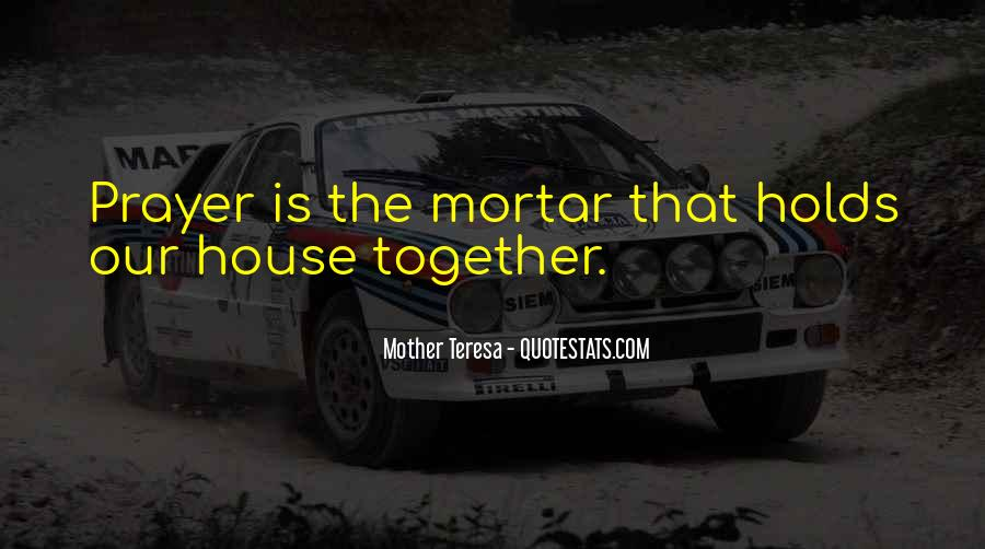 Mother Teresa Quotes #494314