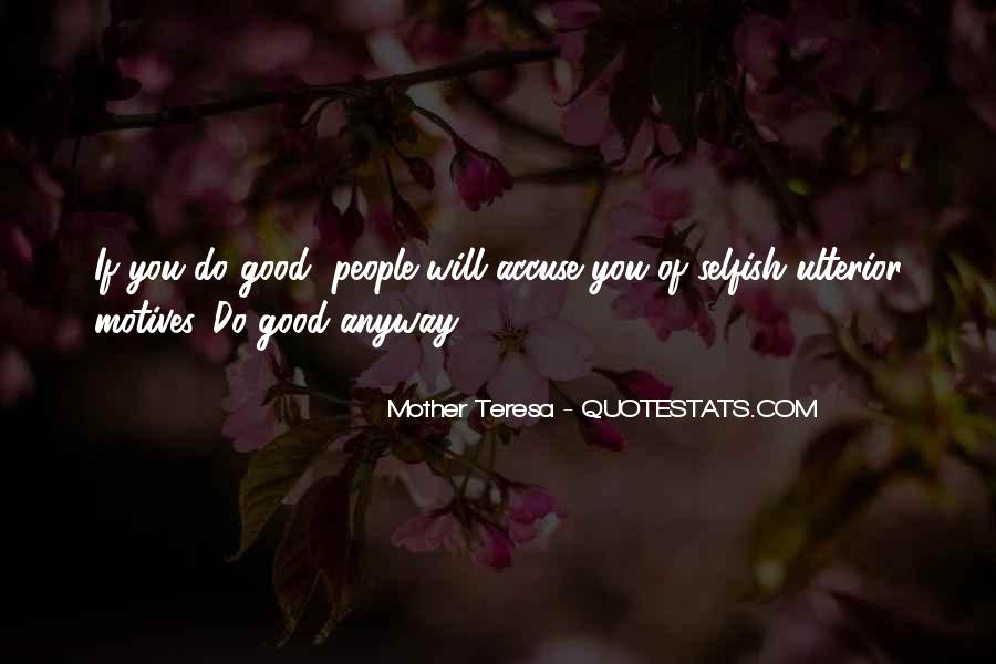 Mother Teresa Quotes #545655