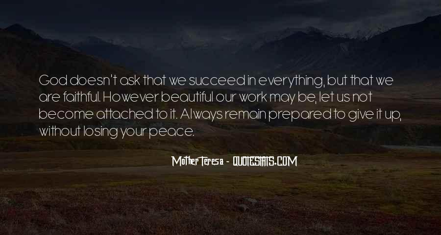 Mother Teresa Quotes #672637