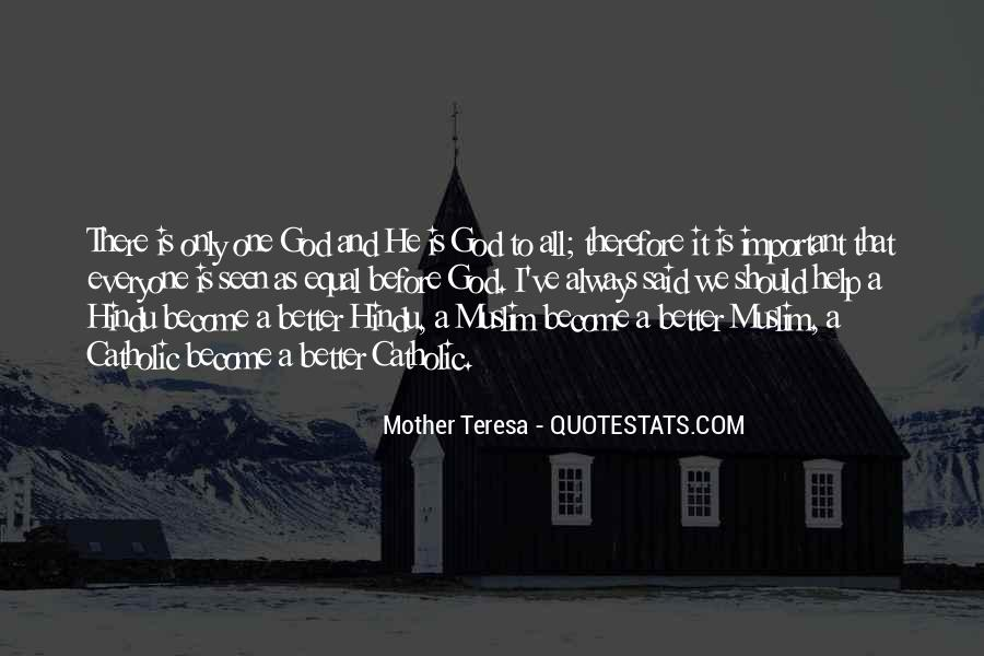 Mother Teresa Quotes #862211